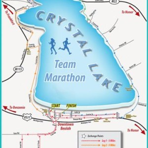 Crystal Lake Team Marathon
