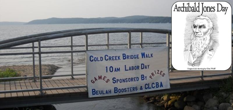 Cold Creek Bridge Walk - Archibald Jones Presentation