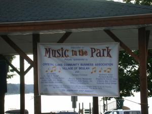 2008 Music in the Park