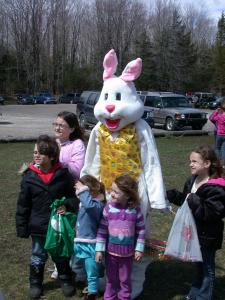 2011 Easter Bunny